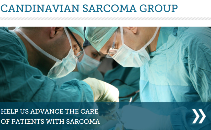 Scandinavian Sarcoma Group plenary meeting september 2017